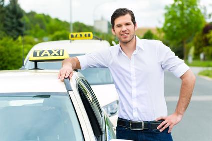 Taxi fahren werden in Kaufbeuren